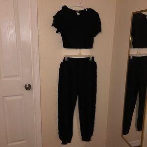 2 piece matching set